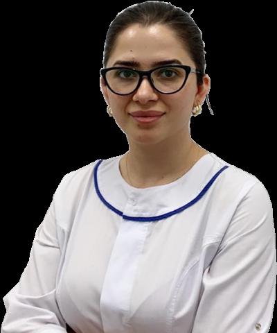 Ахмеджанова Гулшан Бахтиёровна